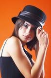 ¿Hacen usted tienen gusto de mi sombrero? Imágenes de archivo libres de regalías