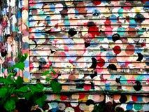 ¿Pintura conseguida? Fotos de archivo libres de regalías