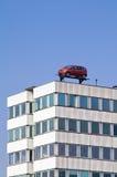 ¿Problema del estacionamiento? Imagenes de archivo