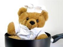 ¿Quién está cocinando? Foto de archivo libre de regalías