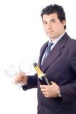 ¿Quiera party? Fotografía de archivo libre de regalías