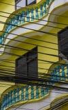 à¸'ฺBalcony, carril foto de archivo libre de regalías