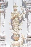 ็็ีHuman statue. Human statue in The temple Thailand stock images