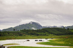 ์new srason. The rainy season, or monsoon season Stock Images