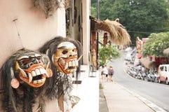 ฺà¸'Balimaskering Arkivbilder