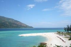 ฺฺBeach w Tajlandia Obraz Stock