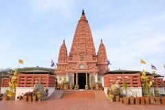 ฺฺBeautiful тайское PA Таиланд Wat пагоды Стоковое Изображение RF