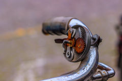 ฺีBuzzer de vélo Photographie stock libre de droits