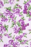ฃ υπόβαθρο σχεδίων υφάσματος λουλουδιών Στοκ φωτογραφία με δικαίωμα ελεύθερης χρήσης
