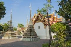À Bangkok Image libre de droits