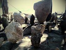 à¸'Beautiful комплект камня Стоковые Фотографии RF