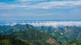 ฺBeautiful berg Royaltyfri Fotografi