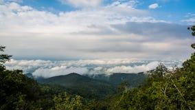 ฺBeautiful berg Royaltyfria Bilder
