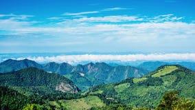 ฺBeautiful góra zdjęcie royalty free