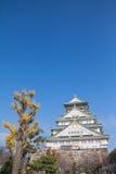 à¸'beautiful Osaka-Schloss Lizenzfreies Stockfoto