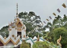 ฺBeautiful Tempel-Gebäude Lizenzfreies Stockfoto