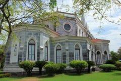 ฺBehind诞生我们的夫人Cathedral,轰隆Nok Khwaek 1 免版税库存照片
