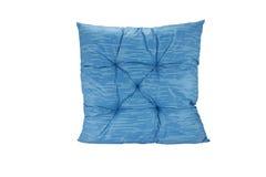 ฺBlue枕头 库存图片