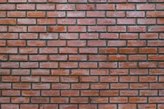 à¸'Brickvägg royaltyfri foto