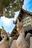 ฺBuddhist świątynia w Tajlandia Zdjęcie Stock