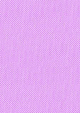 À carreaux violet et blanc Photos libres de droits