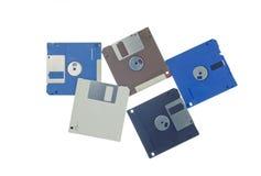 À disque souple Images stock