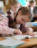 À l'école 3 Image stock