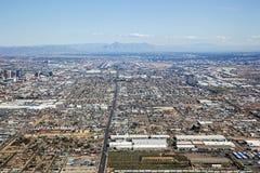 À l'approche vers Phoenix Photographie stock