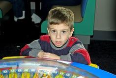 À l'arcade photo libre de droits