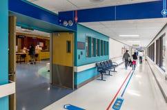 À l'hôpital photo libre de droits