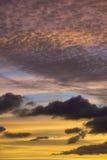 à l'intérieur ciel Images stock