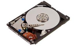 À l'intérieur d'un lecteur de disque dur Photo libre de droits