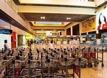 À l'intérieur de de l'aéroport international de Don Mueang Photos stock
