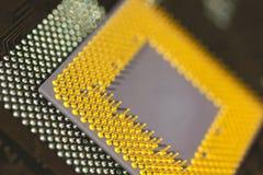 L'électronique Image stock
