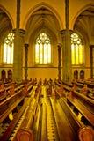 À l'intérieur de de la cathédrale de rue Patricks photos libres de droits