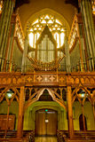 À l'intérieur de de la cathédrale de rue Patricks Image libre de droits