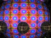 À l'intérieur de du kaléidoscope Photos libres de droits