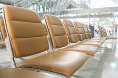À l'intérieur de l'aéroport de Suvarnabhumi L'aéroport de Suvarnabhumi est un de Se de deux aéroports internationaux Photographie stock
