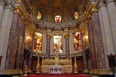 À l'intérieur des DOM de Berlinois Images stock