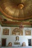 À l'intérieur du musée de Bardo image libre de droits