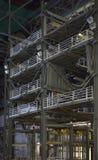 À l'intérieur du VAB 03 photos stock