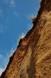 À l'intérieur falaise Image stock