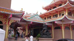 ืlanzamiento chino del templo del najasaataichue en 4k
