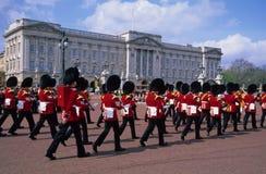 À Londres del royale de Garde Fotos de archivo libres de regalías