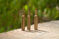 à¸'M 16 leere Kugeln stockfotografie