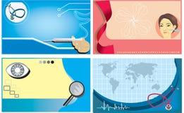ฺname παθολόγος γιατρών καρτών Στοκ εικόνα με δικαίωμα ελεύθερης χρήσης
