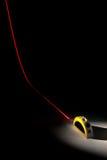 À rayon laser photo libre de droits