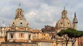 À Rome avec amour Photographie stock