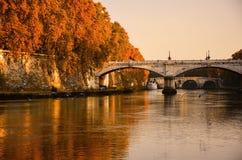 À Rome avec amour Images libres de droits