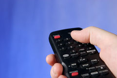 À télécommande Images libres de droits